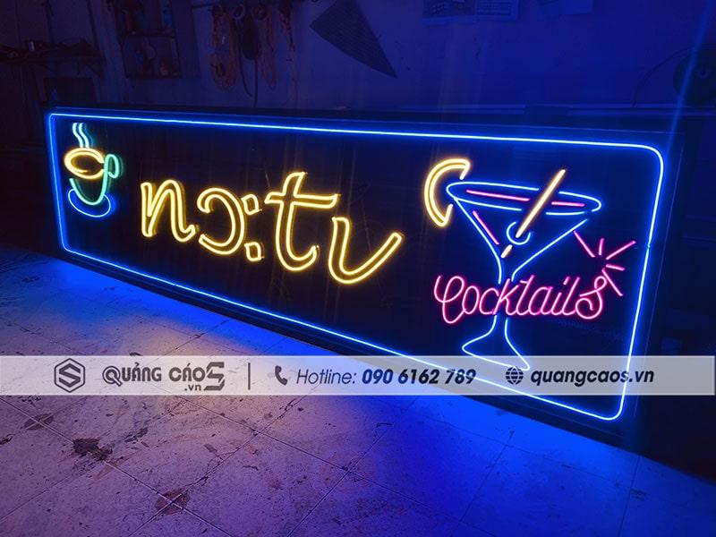 Biển quảng cáo Led Neon Sign