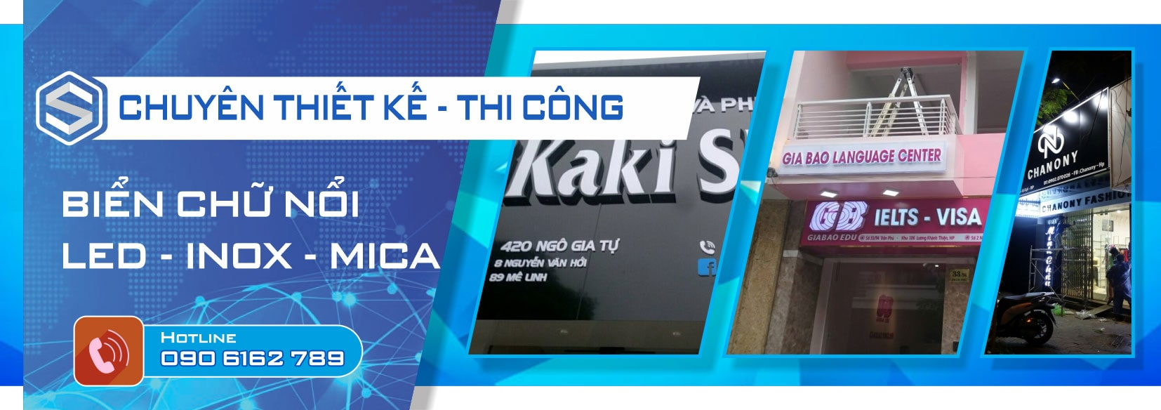 Công ty TNHH Quảng Cáo & Thương Mại S Việt Nam