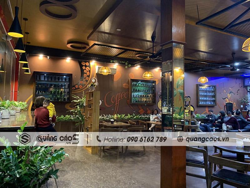 Trang trí nội thất G2 Coffee - Tiên Lãng, Hải Phòng